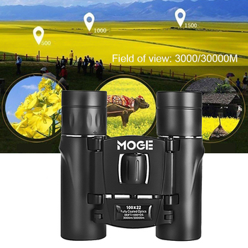 100X22 Professional Binoculars 30000M High Power HD Portable Hunting Optical Telescope BAK4 Night Vision Binocular For Camping 3