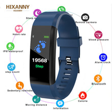 US $3.58 42% OFF|Health Bracelet Heart Rate Blood Pressure Smart Band Fitness Tracker Smartband Wristband honor mi Band 3 fit bit Smart Watch Men-in Smart Wristbands from Consumer Electronics on Aliexpress.com | Alibaba Group