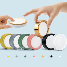Ultra-thin 9 Color LED Surface Mount Ceiling Lamp 3W 5W 7W 9W 12W 15W 20W Ceiling Spot Lamp for Home Living room Decor AC220V