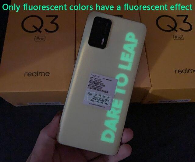 "Original realme Q3 Pro 5G Mobile Phone 128GB 6.43""AMOLED 120Hz Refresh rate Dimensity 1100 Octa Core 30W Fast Charge 64MP OTA 2"