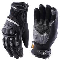 MASONTEX Winter Motorcycle Gloves Thermal Waterproof Men Women Outdoor Windproof Warm Moto Touchscreen Riding Gloves