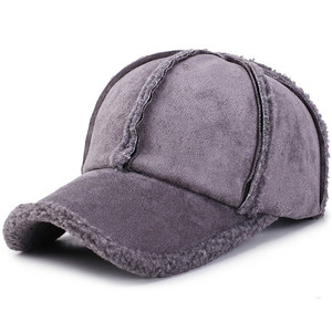 Image 5 - Personality wild ear protection baseball cap thickening autumn and winter outdoor travel warm hat romantic fashion ski cap