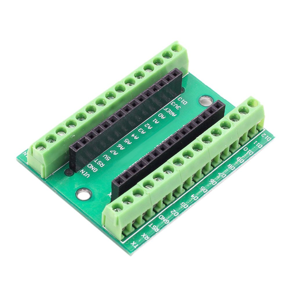 Standard Terminal Adapter Board For Arduino Nano 3.0 V3.0 AVR AAdapter Expansion Board