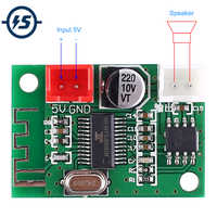 5V Bluetooth Amplifier Module 5W Mono Class D Wireless Lossless Music Player Digital Power Amplifier Finished Board