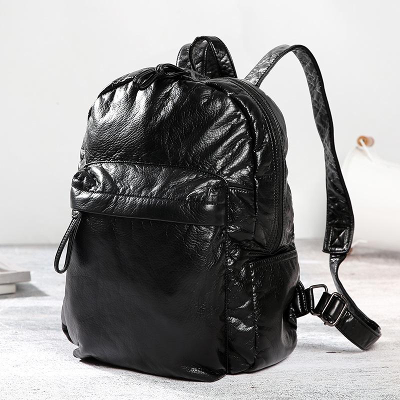 JIULIN Schoolbag Backpack Elegant Mochilas Brands High-Quality Escolar-Feminina
