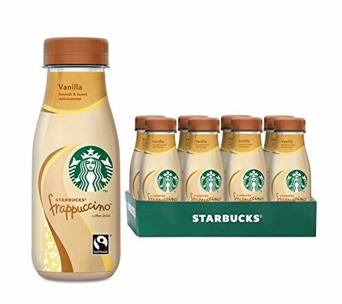 Starbucks Frappuccino Vanilla (8 X 250ml)