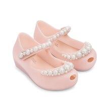 Mini Melissa Mar Sandal 2020 New Kids Sandals Girls Shoes Pe
