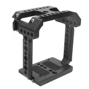Image 2 - Acessório handheld da gaiola da fotografia exterior da câmera da liga de alumínio para a câmera de z cam e2