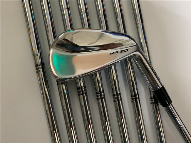 HOT Sales Golf Clubs MP20 Irons MP-20 Golf Irons 3-9P R/S Flex Shaft With Headcover Fast Shipping