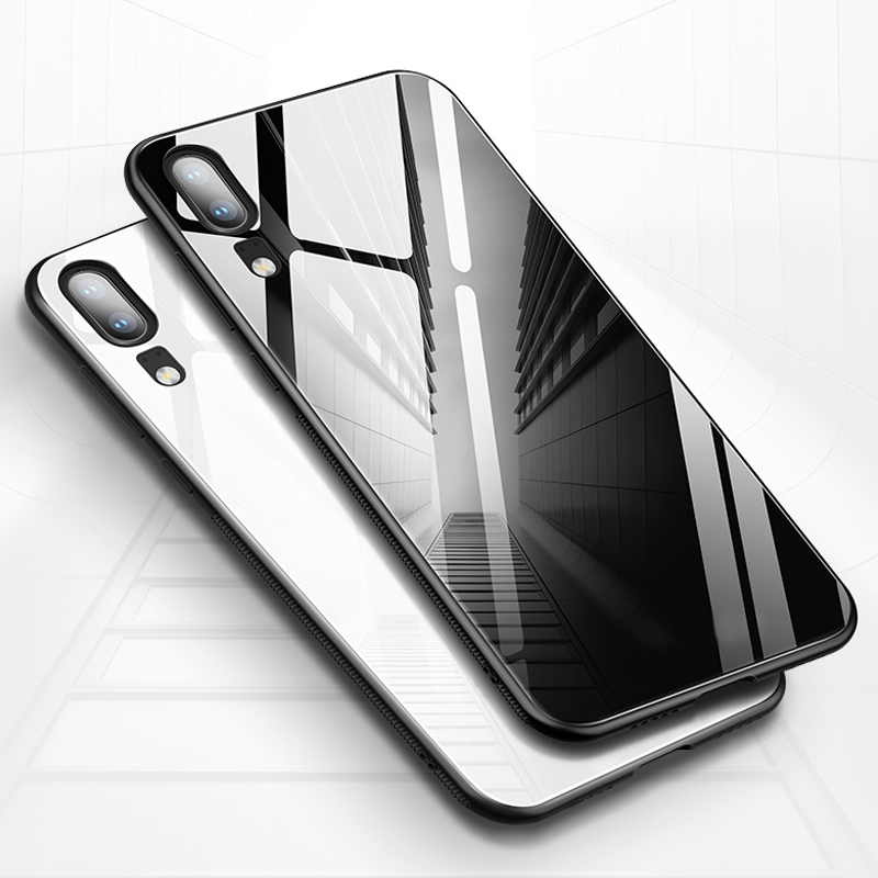 xinwen glass phone back etui,coque,cover,case for samsung galaxy a10 a20 a30 a40 a50 a60 a70 a 10 20 <font><b>30</b></font> <font><b>40</b></font> <font><b>50</b></font> <font><b>60</b></font> <font><b>70</b></font> accessories image