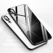 xinwen glass phone back etui,coque,cover,case for samsung galaxy a10 a