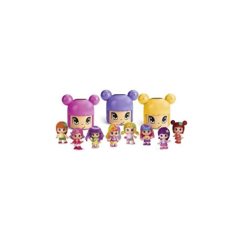 Pin And Pon Lil' Head Surprise Toy Store Articles Created Handbook