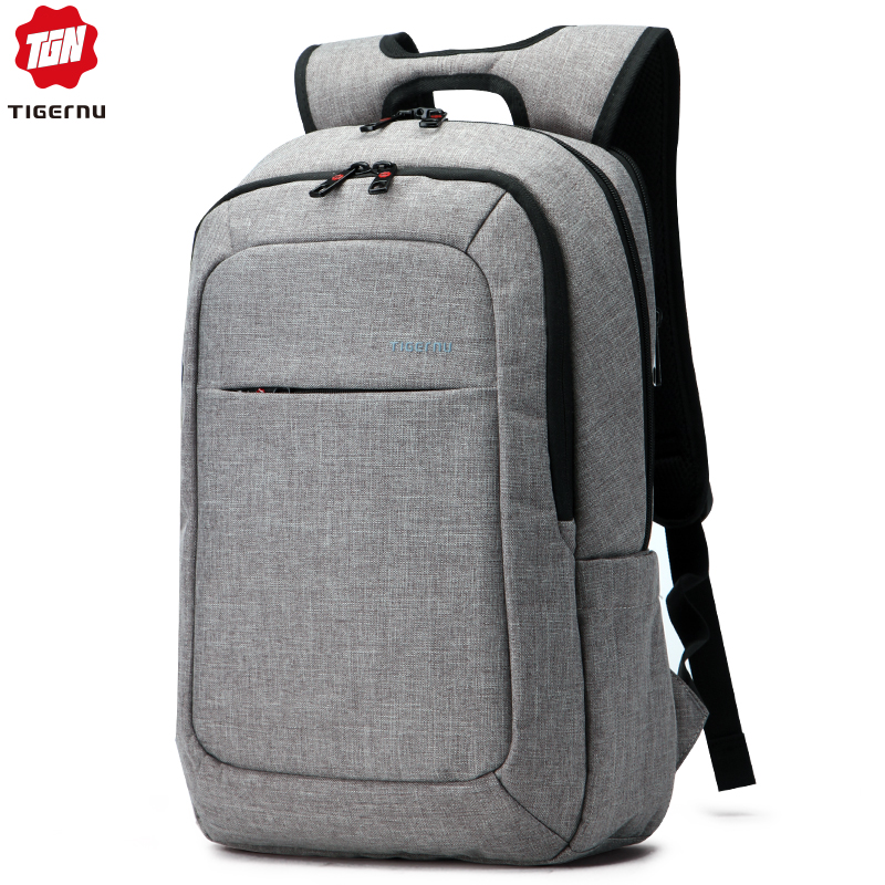 Tigernu Anti theft Women's Backpack Men's Business Daily Backpack College Teenager School Backpack Bag laptop Backpack