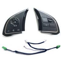 Commutateur de régulateur de vitesse de voiture bouton de roue volante multifonction Bluetooth Audio pour Mitsubishi Outlander 3 Sport GT Xpander éclipse