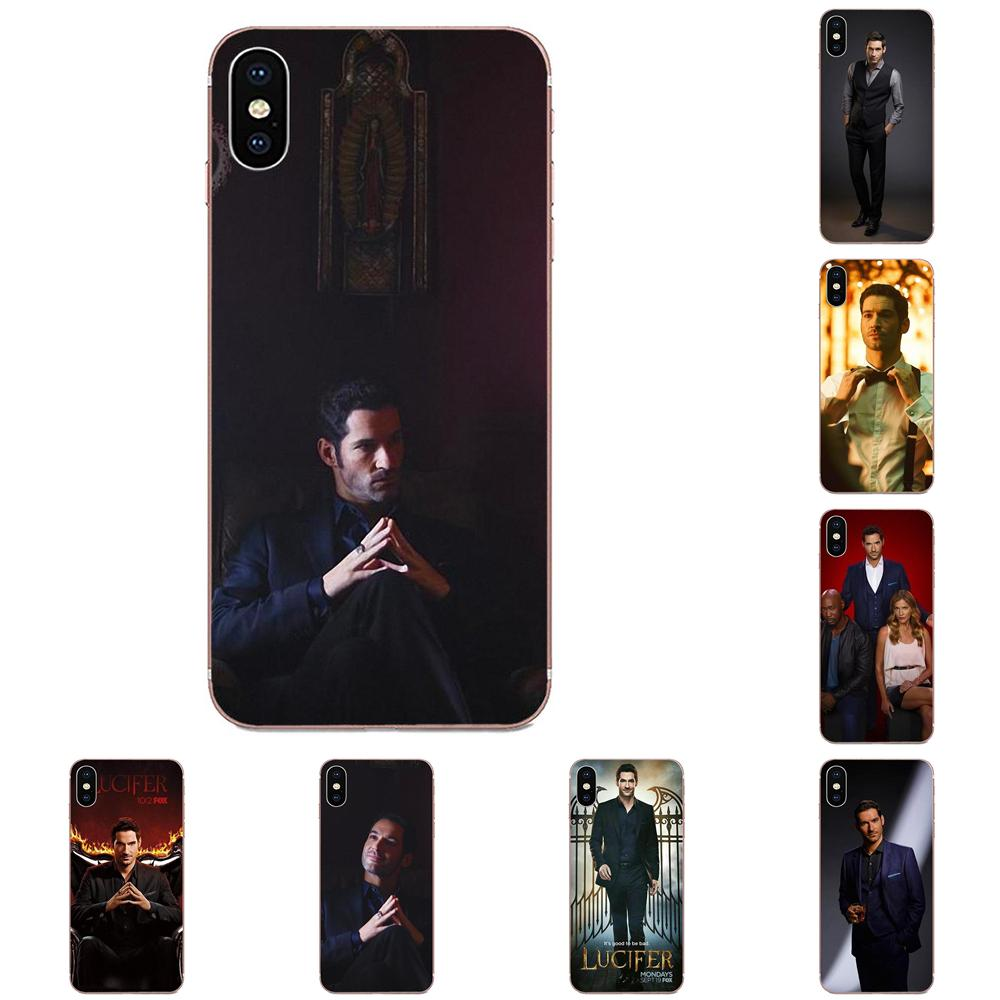 Us 099 Movie Lucifer Wallpaper For Xiaomi Redmi Note 2 3 3s 4 4a 4x 5 5a 6 6a Pro Plus Couple Phone Soft Rubber Back Cover In Half Wrapped Cases
