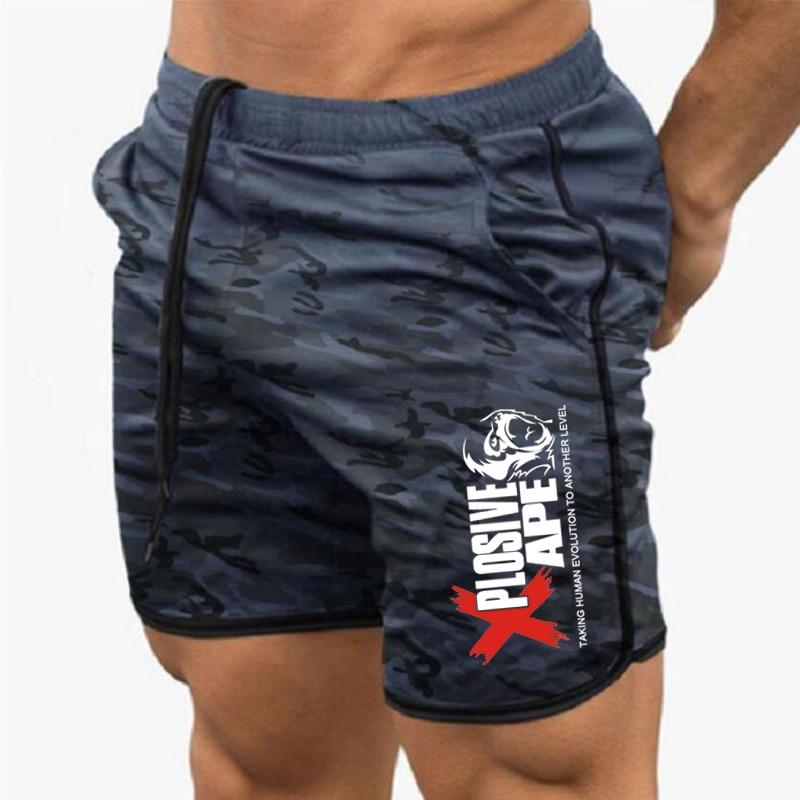 2020 Summer Running Shorts Men Sports Jogging Fitness Shorts Quick Dry Mens Gym Men Shorts Sport gyms Short Pants men