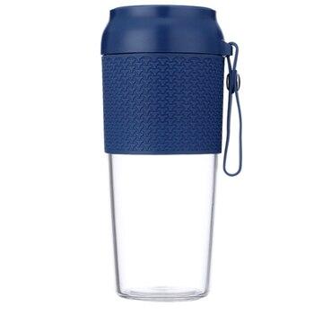 Портативный Usb электрическая соковыжималка чаша для блендера ручной Овощной Соковыжималка Блендер перезаряжаемый мини-соковыжималка