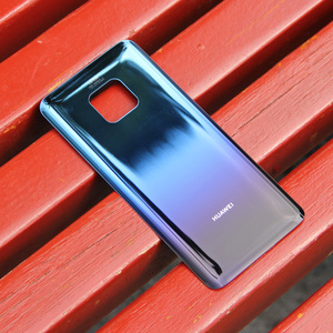 Image 2 - Boîtier dorigine pour couvercle de batterie arrière pour Huawei Mate 20 Pro Mate20 Pro étui arrière en verre pour batterie