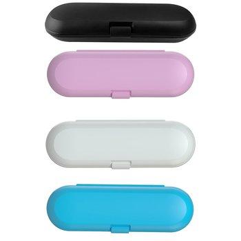 Dla Xiaomi elektryczne pudełko na szczoteczki do zębów podróżne pudełko na szczoteczki do zębów przenośne pudełko na szczoteczki do zębów uniwersalny schowek tanie i dobre opinie Water Ice Levin CN (pochodzenie) electric toothbrush head box Szczoteczki międzyzębowe NONE 1pcs Dorosłych 215*80*45mm