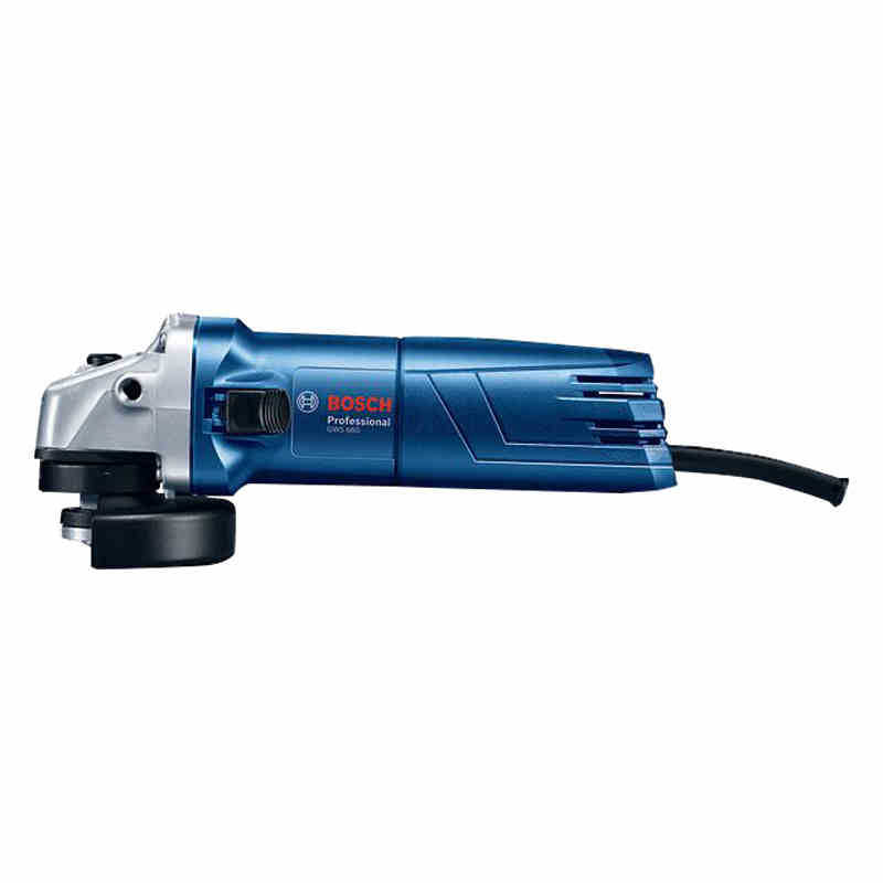 Bosch Angle Grinder GWS660 Hand Wheel Multi functional Angular Polished Polishing Metal Cutter|Polishers| |  - title=