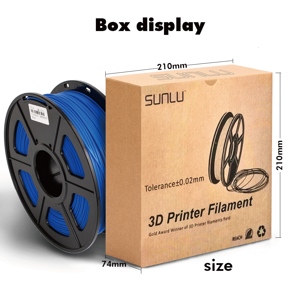 SUNLU PETG 3D Printer Filament 8