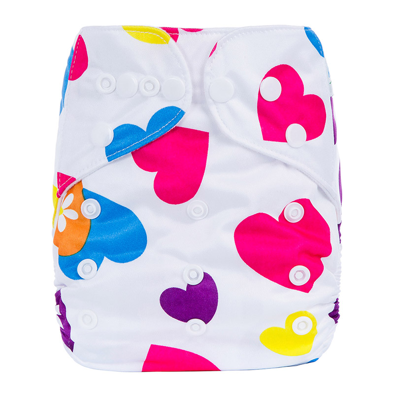 Oem Baby Diapers Reusable Washable Baby Pocket Cloth Diapers Without Insert Reusable Nappies Wholesale China R22