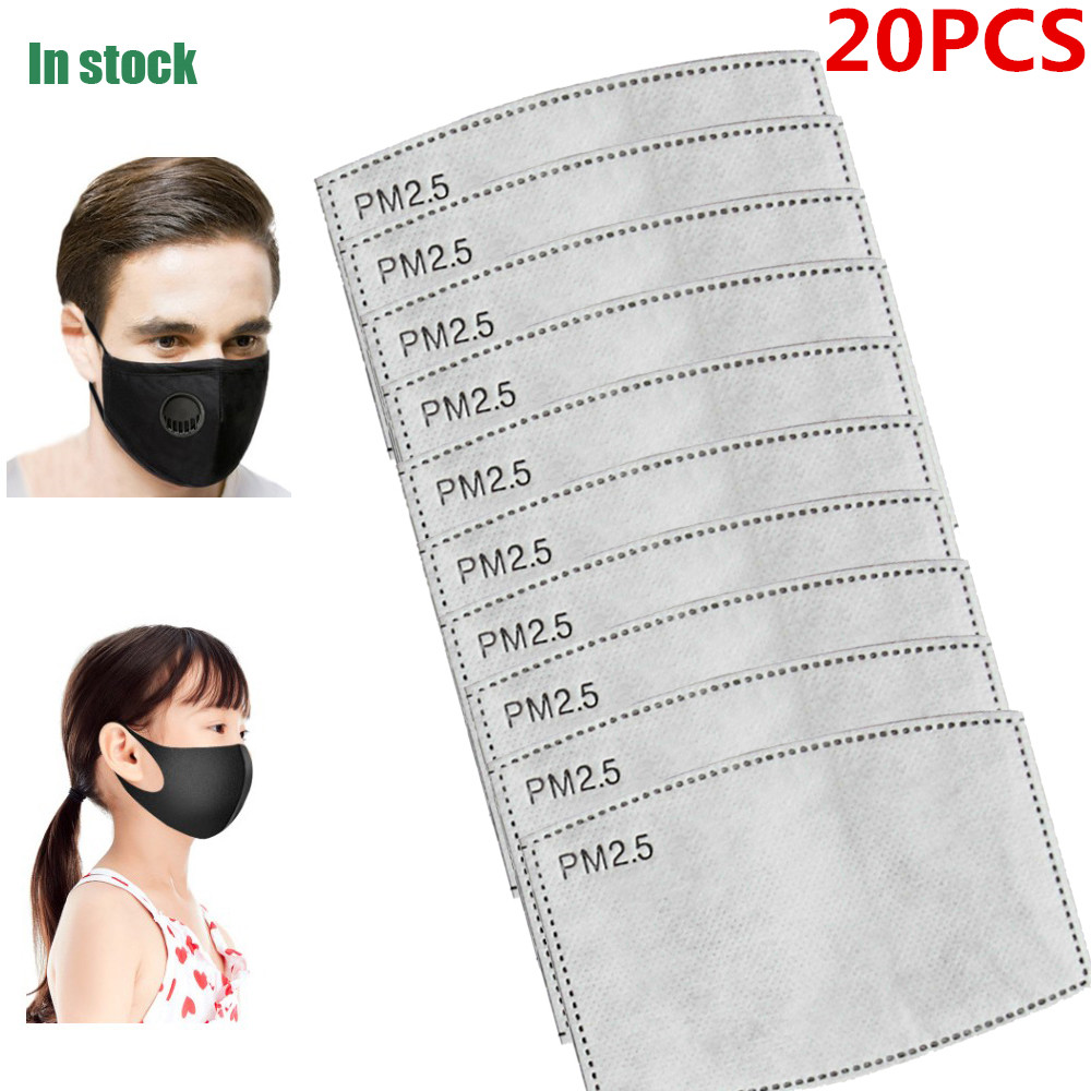 Anti Pollution N95 PM2.5 Mouth Face Mask Dust Respirator Washable Reusable Masks Mouth Muffle For Allergy/Asthma/Travel