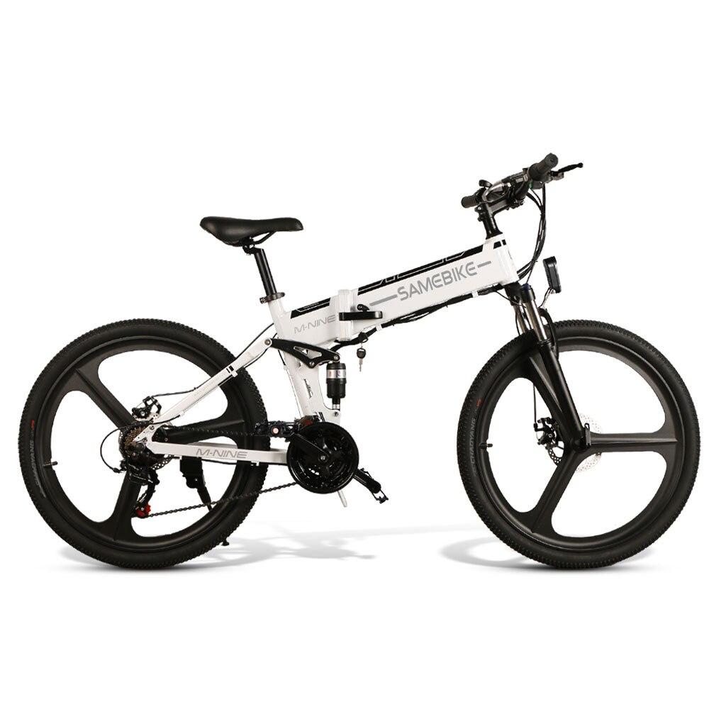 Samebike LO26 Moped Elektrische Fahrrad Smart Folding Bike E-bike