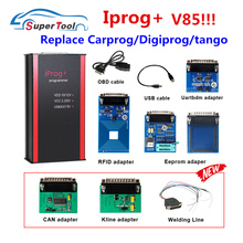 Auto-Key Programmer-Support Airbag-Reset Mileage-Correction IMMO Iprogpro Carprog/digiprog