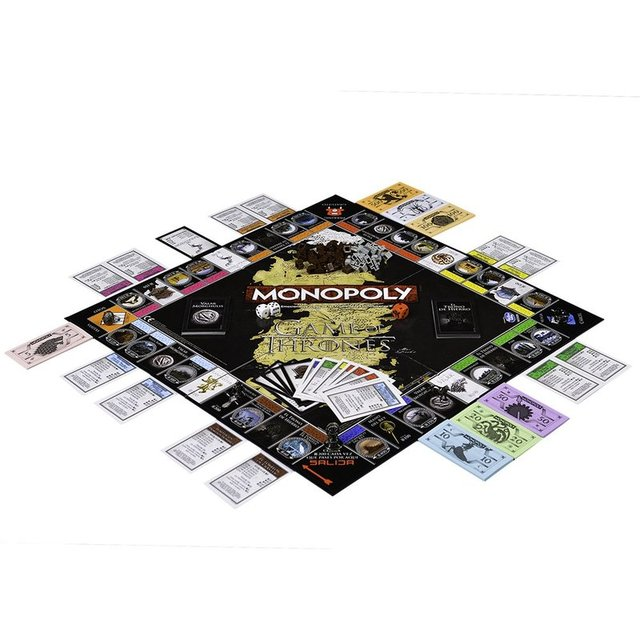Monopoly Game of Thrones (English Version) 5