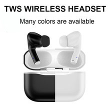 Bluetooth наушники настоящие беспроводные tws in ear игровая