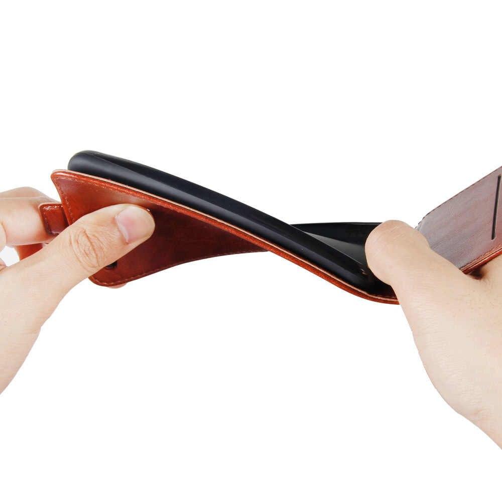 Housses pour Alcatel U5 3G 4G 4047 4047D 5044D 5044Y housse en cuir de luxe en cuir TPU Silicone téléphone portable Funda Capa Carcasa