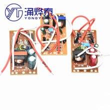 Yyt 7w9w11w13w18w27w proteção para os olhos lâmpada de mesa lastro eletrônico lâmpada lastro placa retificador placa circuito
