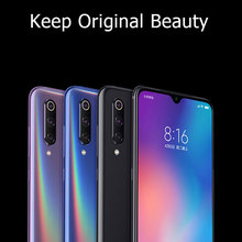 Transparent Crystal Clear Phone For Redmi note 7 Pro k20pro Electroplated PC Back Cover Xiaomi mi cc9 9 9se 8 play