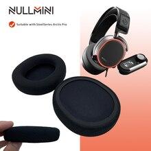 NullMini سماعات أذن بديلة ، سماعات ألعاب احترافية ، ملحقات جلدية ، سماعات أذن