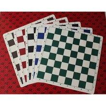 34,5 см 42 см 51 см, Высококачественная шахматная доска, шахматные игры, ПВХ резиновая шахматная доска без шахматных фигур, Chessman Travel Game