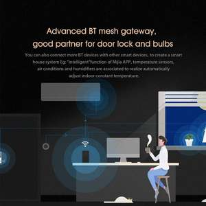 Image 2 - מקורי Xiaomi Xiaoai פרו רמקול AI bluetooth HiFi אודיו אלחוטי רשת Gateway סטריאו אינפרא אדום בקרת Mi רמקול APP בקרה