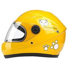 Winter Motorcycle Riding Helmet Electric Bike Helmet Childre