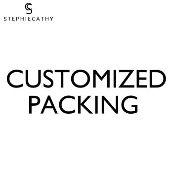 SC Customized Packing Care Bag Gift Thank you Card Swift Tag Design Special Custom Order Own Brand Drop Shipping wholesale image