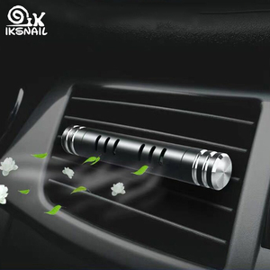 IKSNAIL Car Accessories Auto Air Outlet Aromatherapy Car Air Conditioning Perfume Car Accessories Interior Car Air Frenshener
