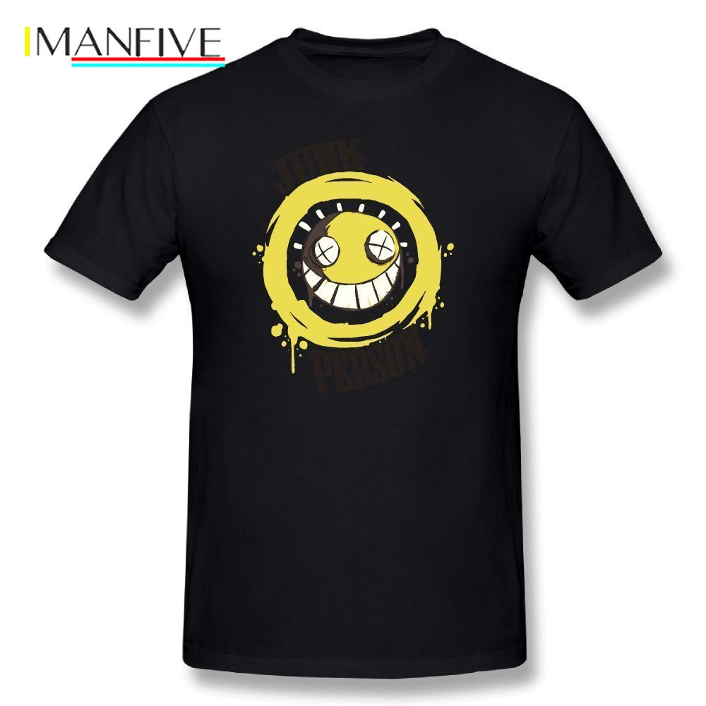 Nirvana Hanson T Shirt Junk People T-Shirt Men Print Casual T Shirts For Men Oversized Funny Tee Shirt Oversize Casual T-Shirts