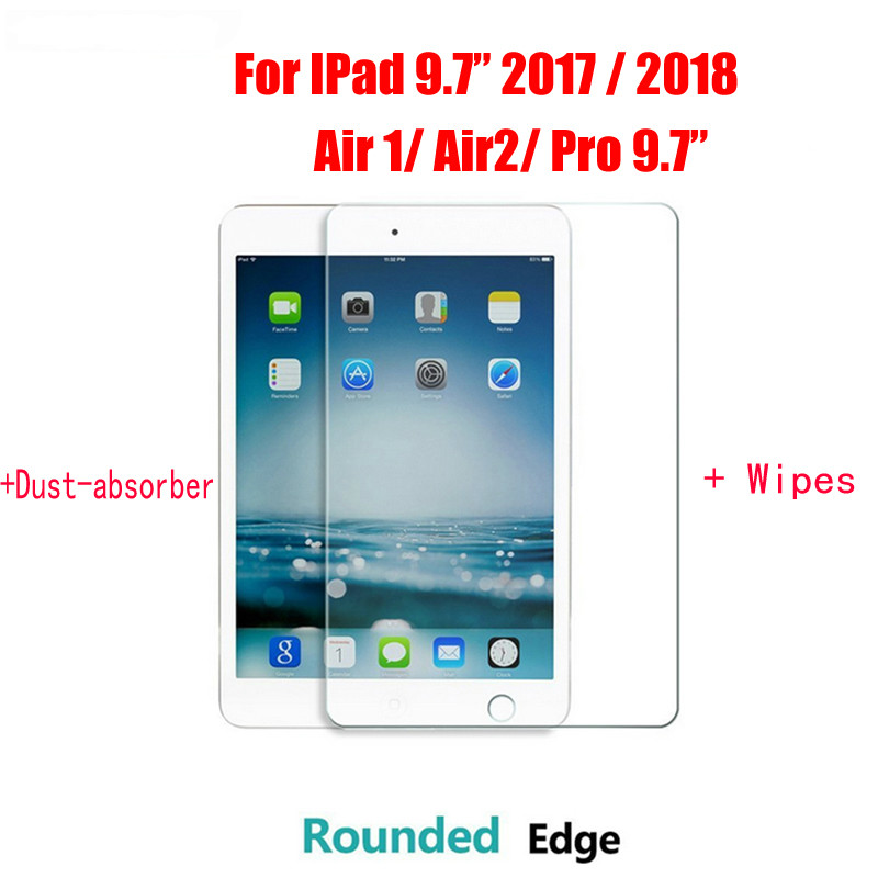 Tempered Glass For IPad Air 2 Screen Protector Air 9.7