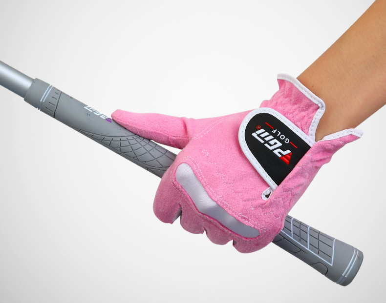 Luvas Super-fibra das Mulheres canhoto-Right-handed Anti- skid Respirabilidade