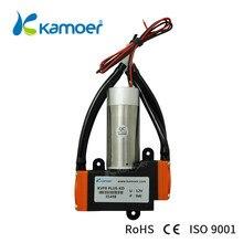 Kamoer kvp8 plus 12 v/24 v micro diafragma bomba de vácuo com cepillo/motor de escobillas utilizado para o serviço de transferência