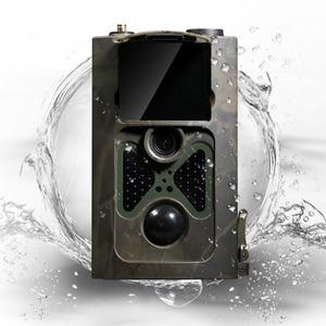 Image 4 - HC 550M 2G MMS الصيد كاميرا تعقب الأشعة تحت الحمراء للرؤية الليلية كاميرا لبحوث الحياة البرية ومراقبة المزرعة في الوقت الحقيقي انتقال
