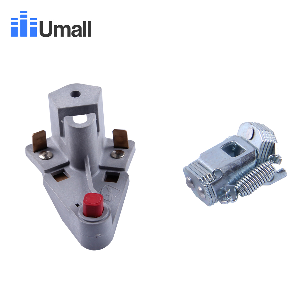 L13*6.5-302S-<font><b>1</b></font> Single Phase Centrifugal Switch Repair Low <font><b>Rpm</b></font> Ac Electric Induction <font><b>Motor</b></font> Starter Protector Parts Accessories image