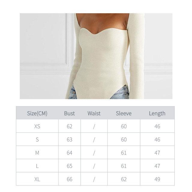 French elegant sexy square slimming curve hem split solid sweater Casual Top Autumn Winter 2020 Black Pullover Solid Jumper Knit 6
