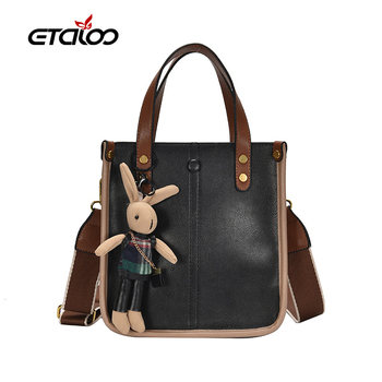 2020 New Fashion PU Leather Bucket Bags For Women Small Shoulder Messenger Bag Lady Fashion Handbags Luxury Totes Women's Bag foxer brands leather women handbags luxury totes new design women bag fashion lady messenger bags shoulder bag for female
