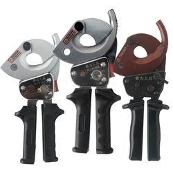 300-500mm ² Heavy Duty obcinak do kabli z zapadką CutRatcheting cięcia drutu narzędzie ręczne