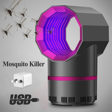Mosquito Killer Lamp Muggen Insect Killer Electric Bug Zapper Usb Mata Anti Mosquito Fly Trap Lights Repellent Lamp Dropshipping